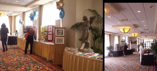 FWA Conference Hallway