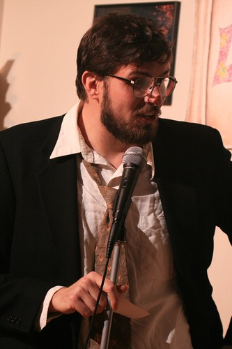 Luke as Charles Eddy, advisor to McCain Campaign