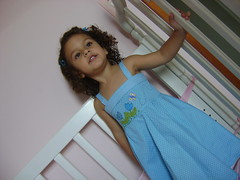 Po azul... (Maria Sica) Tags: dress vestido childrensclothing vestidinho girldress vestidodemenina modainfanti