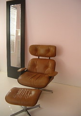 Selig Chair (thevintagelaundress) Tags: eames midcentury showyourhouse loungeandottoman thevintagelaundry seligchair