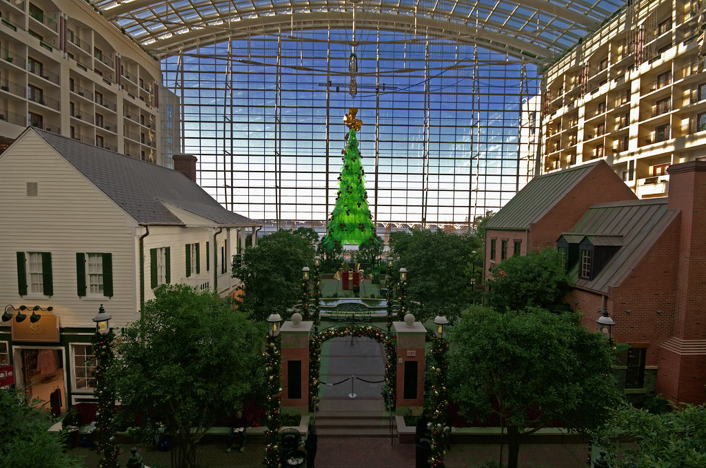 gaylord  hotel National Harbor DChdr