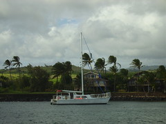 One of the many harbors in Kauai, HI (butterflymom2000) Tags: harbor kauai
