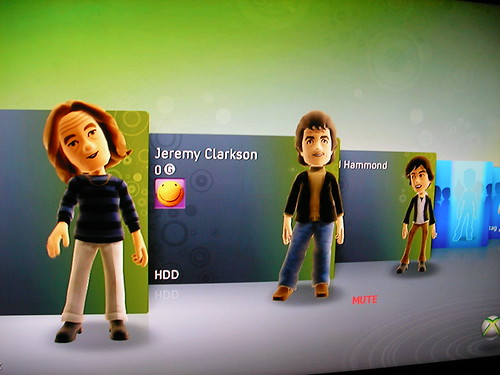 Top Gear Xbox Avatars 6