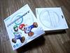 Wii mario kart & steering wheel