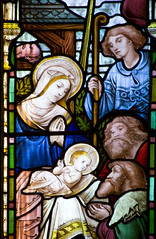 The Nativity (Theresa Elvin) Tags: christmas church advent stainedglass hatfield nativity doncaster churchofengland windoe colorphotoaward stlawrenceschurch theunforgettablepictures goldstaraward peregrino27newvision