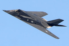 F-117 Stealth Fighter (mikelynaugh) Tags: fighter stealth nighthawk f117 f117a stealthfighter