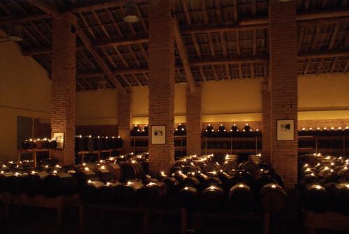 Acetaia botti candele 29.11.08 2