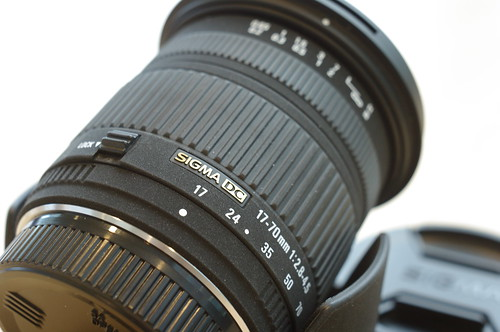 Sigma 17-70mm f/2.8-4.5
