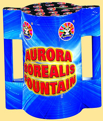 EPIC FIREWORKS - Aurora Borealis Fountain (EpicFireworks) Tags: fountain panda fireworks firework aurora pyro epic borealis pyrotechnics epicfireworks