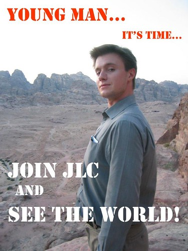 'UN JLC recruitment poster' by Nigelito @ flickr