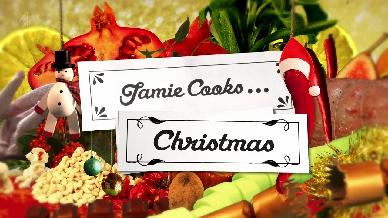 Jamie Cooks Christmas 2008 (18th December 2008) [HD 720p (x264)] preview 0