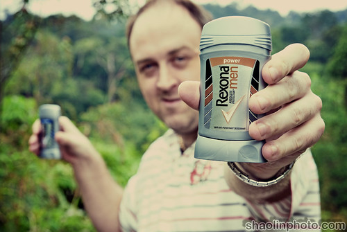 Rexona Men Absolute Protection in the JUNGLE