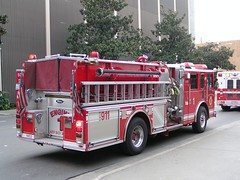 Sacramento FD -- Engine 1 (El Cobrador) Tags: california fire engine dash pierce sacramento department apparatus fd pumper