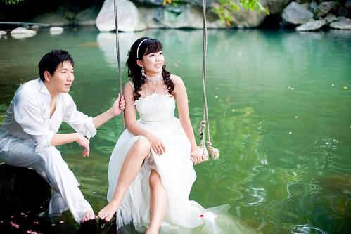 美麗的婚紗照014