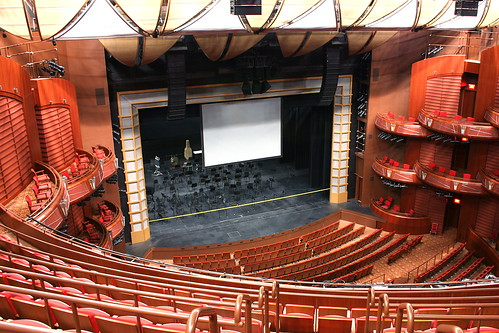 Cobb Energy Performing Arts Centre Theatre