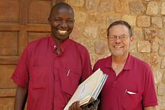 David and Dr. Kongolo