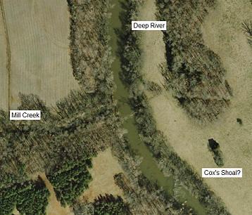 Cox Shoal Aerial