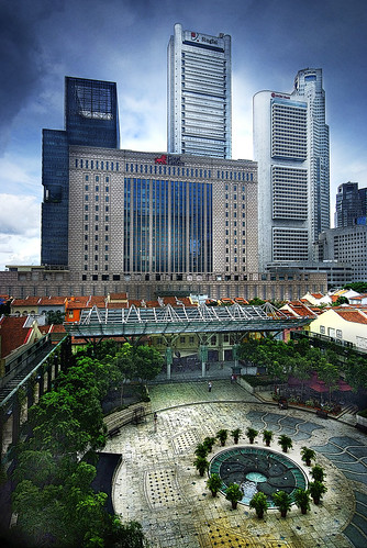 Far East Square, Singapore