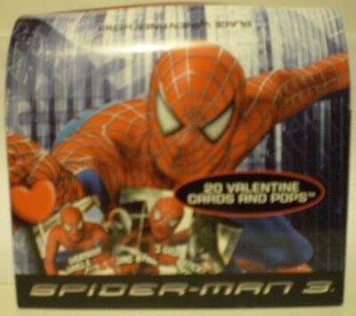 Spider-Man 3 Valentine Mailbox #1