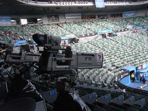 全豪オープンテニス 2009 ロッドレイバーアリーナ