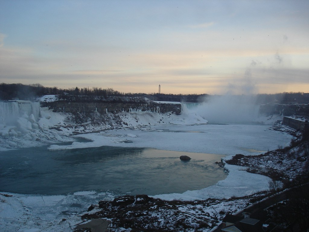 Niagara Falls With Chuck 067i