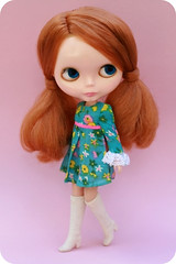 The London Look (jaded*mystery) Tags: redhead kenner blythe vintageskipper vintagebarbie