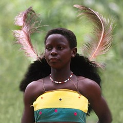 danseuse (ixos) Tags: africa friends portrait people face dance nikon kenya peuple afrique tribu danseuse ixos ethnie unlimitedphotos