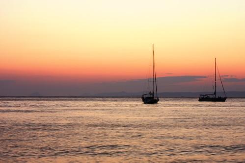 tzia sunset:  220/365