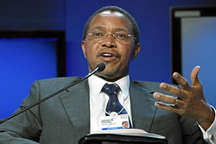 Jakaya Kikwete - World Economic Forum Annual M...