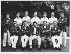 Stamford School 1st XI 1958