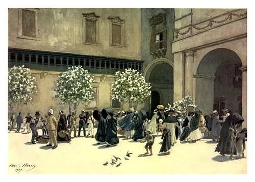 017-Plaza Real de la Valletta-Malta 1910- Vittoria Boron