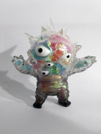Daniel Goffin x Max Toy Co. Mini Eyezon