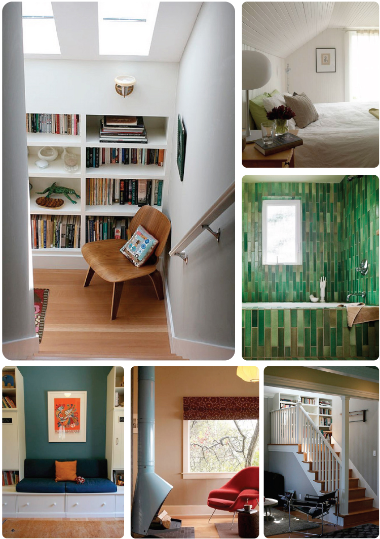 Cathy + Robin's House (featured on design*sponge)