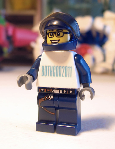 BOTHCON Sneak Peek: Exclusive Minifig