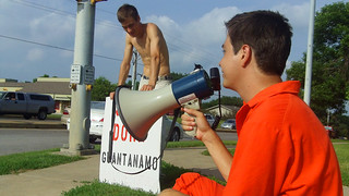 Anti-Torture Vigil - Week 53: Admire the Body