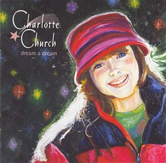 Charlotte Church - Dream A Dream (2000) (CD cover)