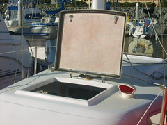 S5004965 (socalmik) Tags: red 1969 up sailboat fix boat ranger 26 gary mull racer oday r26 garymull socalmik
