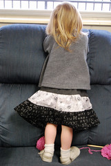 Way Cute Skirt in Action