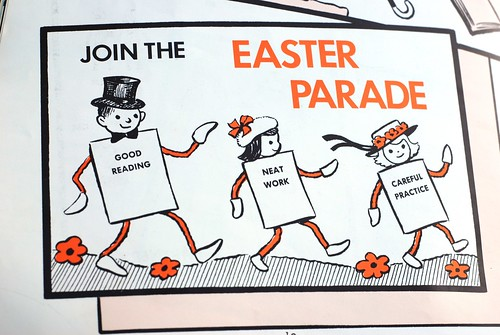 Join The Easter Parade