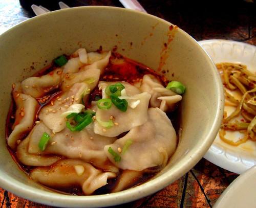 Spicy Szechuan Dumpling, 12/$3.25