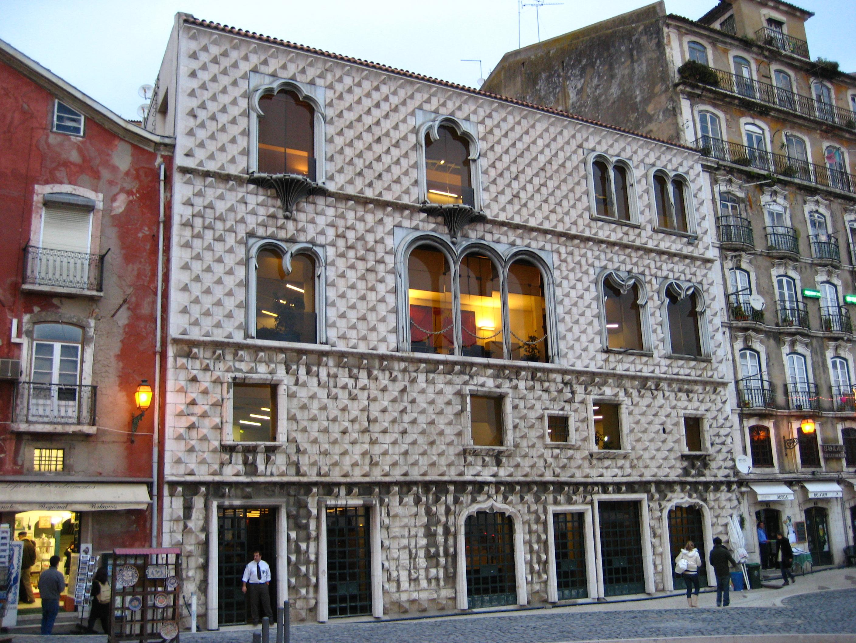 Casa dos Bicos, Lisboa (Renascimento em Portugal
