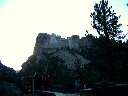 The Black Hills, Rushmore, Crazy Horse, and Custard Park
