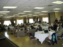 PAB2008 conference room (photo by Rick Claus)