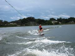 Almost Professional (ylakeland) Tags: wakeboarding tubing slp lakehollingsworth