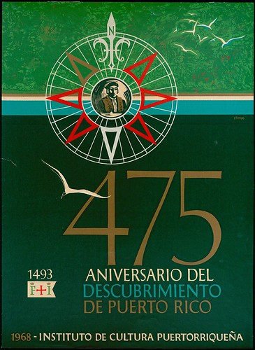 475 aniversario del descubrimiento de Puerto Rico (copy 2)