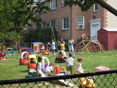 day care at Wisconsin Ave Baptist (c2008 FK Benfield)