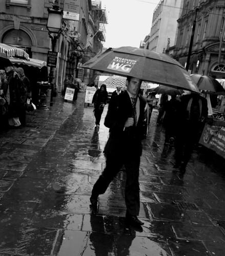 """""""Rain, rain go away...."""""""