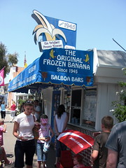 The Original Frozen Banana