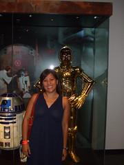 Missy, R2-D2, and C-3PO (dtrip) Tags: starwars sciencemuseumofminnesota wheresciencemeetsimagination