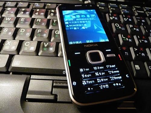 Nokia N78 試用機